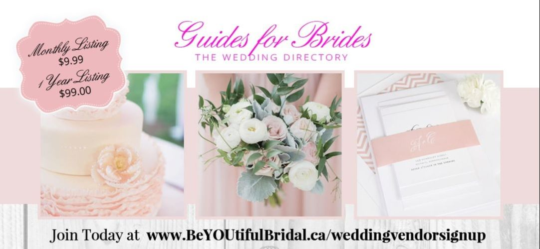 wedding advertising list your business in our wedding directory